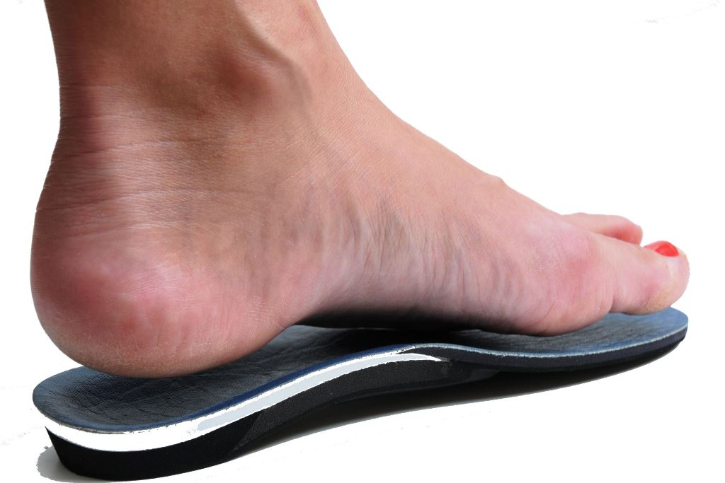 What are foot orthoses (orthotics)