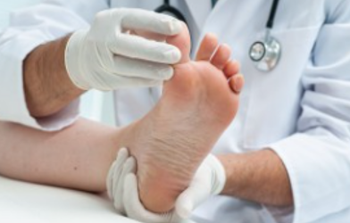 Tingling & Numbness in your feet?